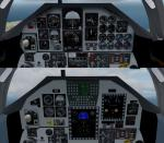 T-38 Talon FSX / P3Dv3 (VC Fix above)