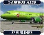 Airbus A320-200 S7 Airlines