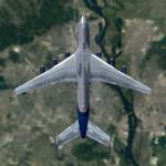 Antonov An-225 Aeroflot Textures