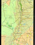 Appalachian Trail Scenery/Flights