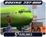Boeing 737-800 S7 Airlines