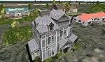 FS2000                     macros, houses, hills. ASD-API.