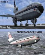 Douglas DC-10 V2 Multi Livery Package