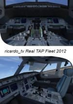 TAP Portugal Airbus Multi Fleet 2012 Package