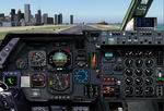 FS2004                  Lockheed L1011 Tristar panel