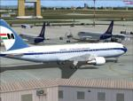 FSX Boeing 767-200 Malev Old Livery Textures