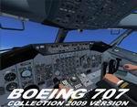 FSX/FS2004 Boeing 707 Collection - 2009 Version