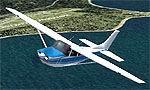 FS2002                   Cessna Skylane 182RG Default Repaint.
