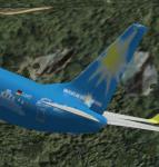 FSX Boeing 737 Tuifly (ARD-Fernsehlotterie) Textures