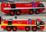 Rosenbauer Panther With Radar panels!