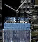 WTC, New York, Construction Scenery