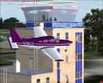 Purple Piper PA28R201 Arrow Textures