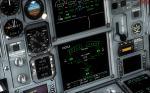 FSX Overland SMS A340-300 gauge upgrade