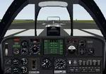 FS2000/CFS2                     Generic Panel is for single OR dual engine fighter or attack                     jet aircraft.