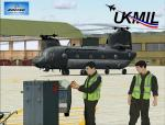 UKMIL Boeing Chinook Package