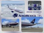 B777 Aeromexico