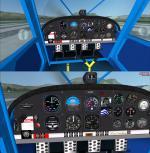 FSX /FS2004  ICP  Savannah Pili Aeroclub SX-UBZ Package.