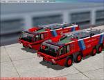 Flughafen Feuerwehr