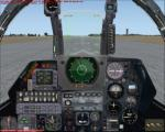 Super Etendard FSX Panel Update