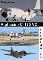 Alphasim C-130 Hercules Multi Package V2