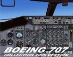Boeing 707 Additional Gauges 1