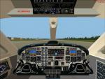 FS2004 Beechcraft B1900D Regional Airliner Package