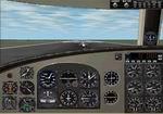 FS2004/2002                   Classic 2-engine panel.
