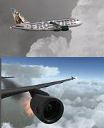 FSX/P3D Project Airbus A318 FD-FMC Revision Package