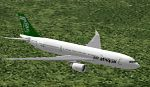 Fs2000                   Airbus A330-200 Air Afrique new color