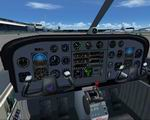 FS                   2004 Cessna 340A Package.