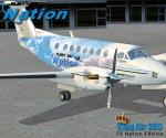 Flight Sim Nation Edition Textures For The King Air 350