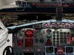 Boeing                   737-200 panel for FS2002