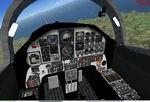 Northrop T-38 Talon Updated to work in FSX