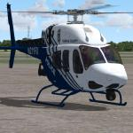 Bell 429 Law Enforcement Extension Pack