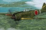 CFS2             Nakajima Ki.43II 'Oscar' circa 1943 Malaya