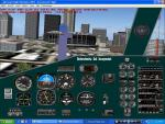 FSX/FS2004 Doofenshmirtz Evil Inc. Blimp Panel