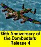 FS2004                   Dambuster 65th Anniversary 2008 Package