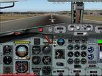 FS2004                   Boeing 727-200 American Airlines Aircraft & Panel package                   (Updated -airfile. Corrects overweight problems).