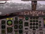 FS2004                   Boeing 727 Panel.