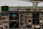 FS2004                   Boeing 757/767/737/777 Panel.