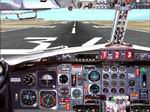 FS2000/FS2002                   - 727 Panel/Captain panel-