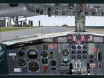 Boeing                     727 Panel for FS2000 Includes side views