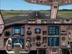 Boeing                     767-300 panel (fs2002)