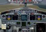 FS2000                   Boeing737-800 panel