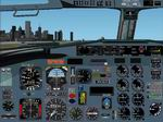 "FS2002                  Only: Boeing 737-200 Panel ""Old Style"""