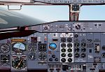 Boeing                   737-200 Panel dfb/v.1 - FS 2000 Professional ONLY