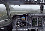 FS2000                     737-400 Panel