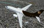 FS2004                   Boeing 737-700 UPS Textures only.