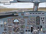 FS2000                     Analog 737