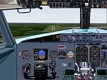 FS2000                     Boeing 737-400 panel V2.